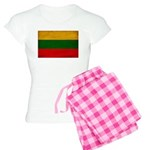 Lithuania Flag Women's Light Pajamas