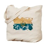San Marino Flag Tote Bag