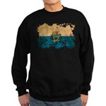 San Marino Flag Sweatshirt (dark)