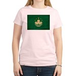 Macau Flag Women's Light T-Shirt