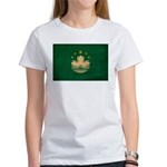 Macau Flag Women's T-Shirt