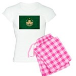 Macau Flag Women's Light Pajamas