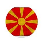 Macedonia Flag 3.5