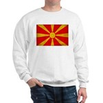 Macedonia Flag Sweatshirt