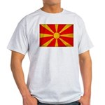 Macedonia Flag Light T-Shirt