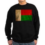 Madagascar Flag Sweatshirt (dark)