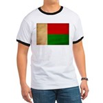 Madagascar Flag Ringer T