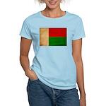 Madagascar Flag Women's Light T-Shirt
