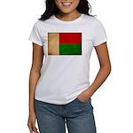 Madagascar Flag Women's T-Shirt