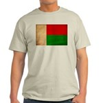 Madagascar Flag Light T-Shirt