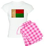 Madagascar Flag Women's Light Pajamas