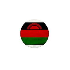 Malawi Flag Mini Button (10 pack)