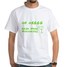 Go Green Margarita Shirt