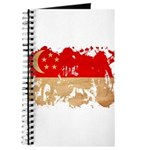 Singapore Flag Journal