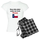 Make Me Look Texan pajamas