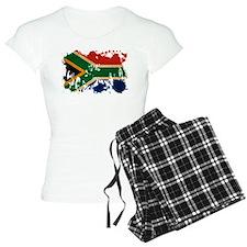 South Africa Flag Pajamas