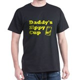 Daddy's Sippy Cup T-Shirt