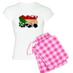 Sudan Flag Women's Light Pajamas