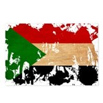 Sudan Flag Postcards (Package of 8)