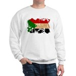 Sudan Flag Sweatshirt