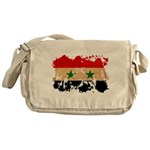 Syria Flag Messenger Bag