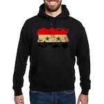 Syria Flag Hoodie (dark)