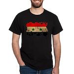 Syria Flag Dark T-Shirt