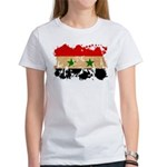 Syria Flag Women's T-Shirt