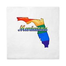 Marianna, Florida, Gay Pride, Queen Duvet