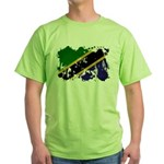 Tanzania Flag Green T-Shirt