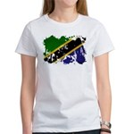 Tanzania Flag Women's T-Shirt