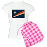 Marshall Islands Flag Women's Light Pajamas
