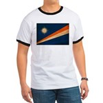 Marshall Islands Flag Ringer T