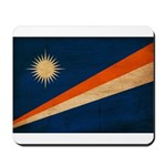Marshall Islands Flag Mousepad