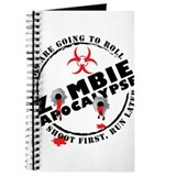 ZOMBIE APOCALYPSE Journal