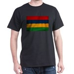 Mauritius Flag Dark T-Shirt