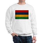 Mauritius Flag Sweatshirt