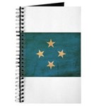 Micronesia Flag Journal