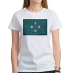 Micronesia Flag Women's T-Shirt