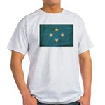 Micronesia Flag Light T-Shirt