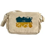 Ukraine Flag Messenger Bag