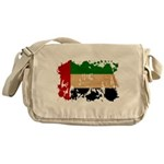 United Arab Emirates Flag Messenger Bag