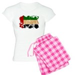 United Arab Emirates Flag Women's Light Pajamas