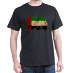 United Arab Emirates Flag Dark T-Shirt