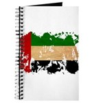 United Arab Emirates Flag Journal