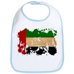 United Arab Emirates Flag Bib