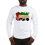 United Arab Emirates Flag Long Sleeve T-Shirt
