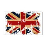 United Kingdom Flag Car Magnet 20 x 12