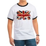 United Kingdom Flag Ringer T