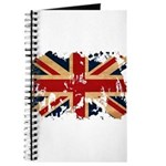 United Kingdom Flag Journal